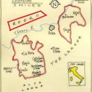 Roero Map - Discovering Roero
