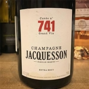 Jacquesson 741 - valentines Day Wines